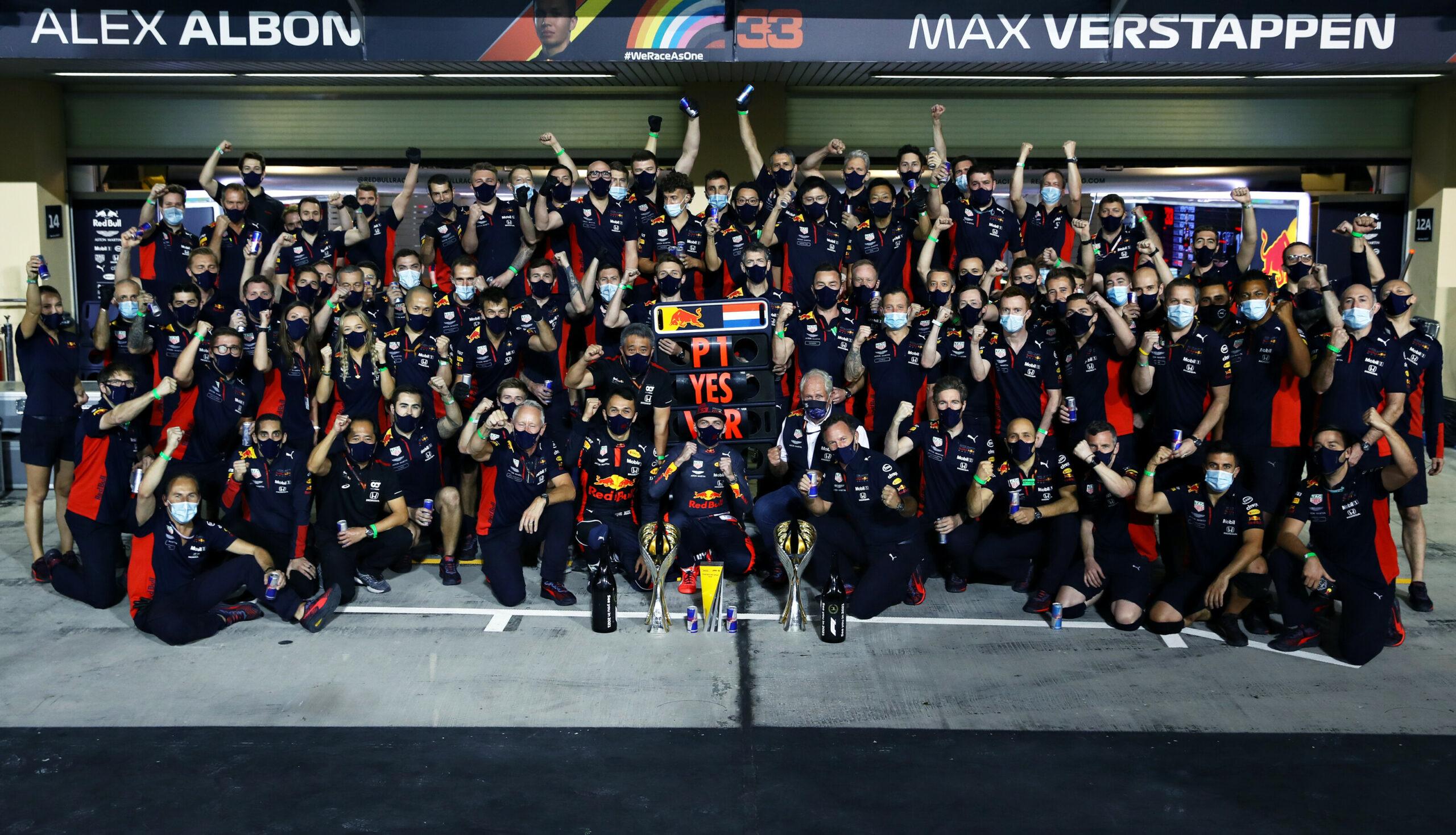Race Resultaat – Grand Prix van Abu Dhabi 2020