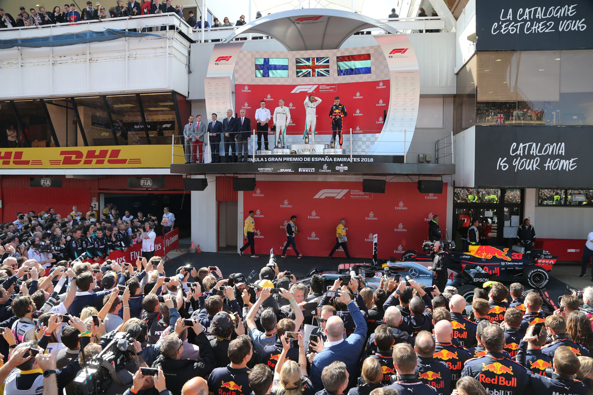 Formule 1 Barcelona 2021 – Legend ticketpakket (Paddock Club) F1® Experiences