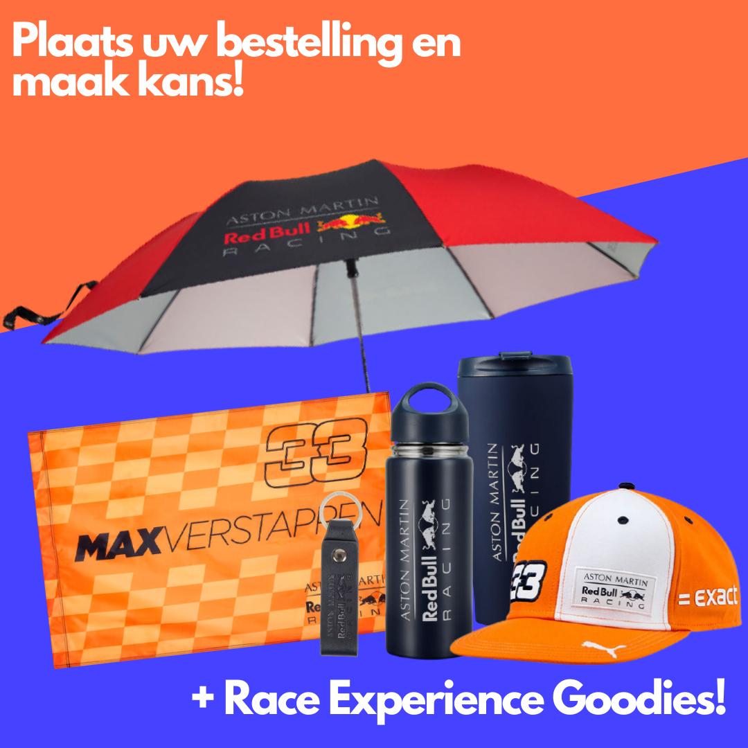 Race Experience Winactie: Nieuwe winnaar + Actie verlengd!