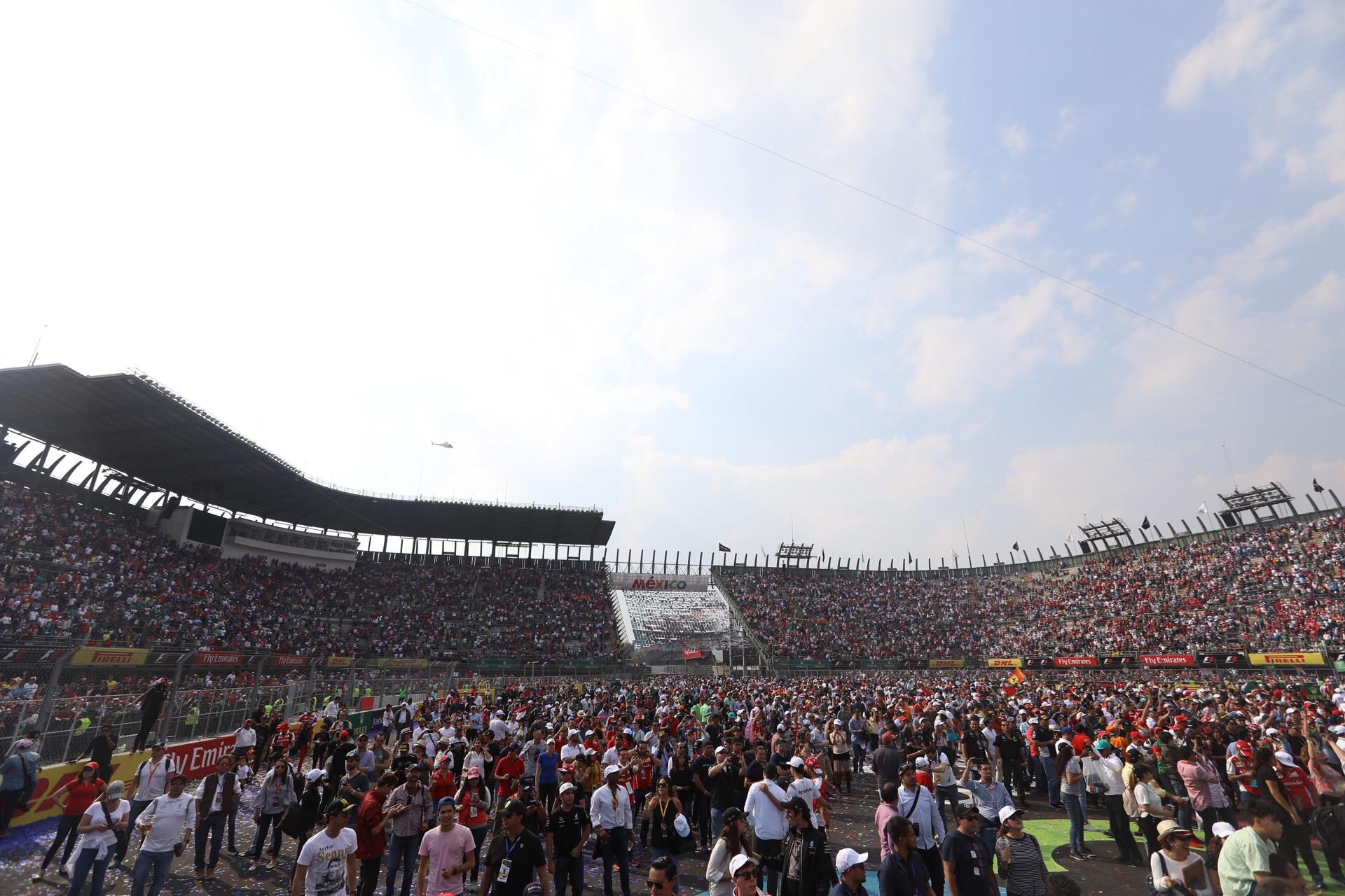 Formule 1 GP Mexico – 5***** Hotelovernachtingen – Autódromo Hermanos Rodríguez 2021