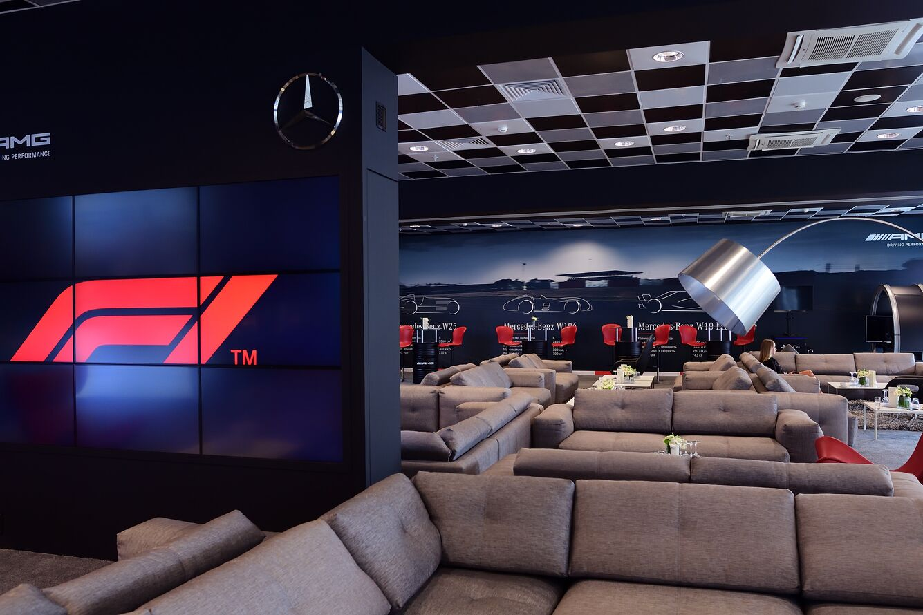 F1 Brazilië 2021 – Legend Ticketpakket ™ –  F1® Experiences