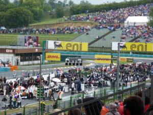 Max Verstappen Grand Prix van Hongarije