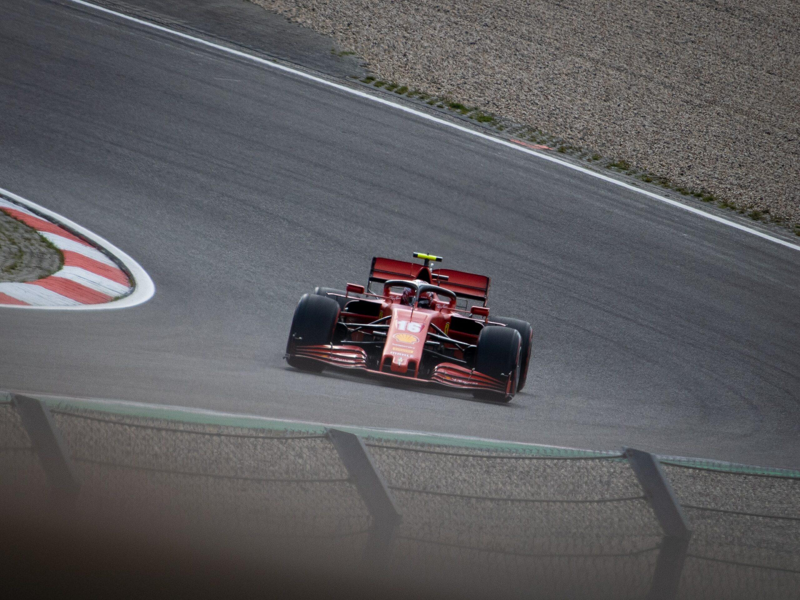 Formule 1 GP Italië – Vierdaagse vliegreis – Monza 2021