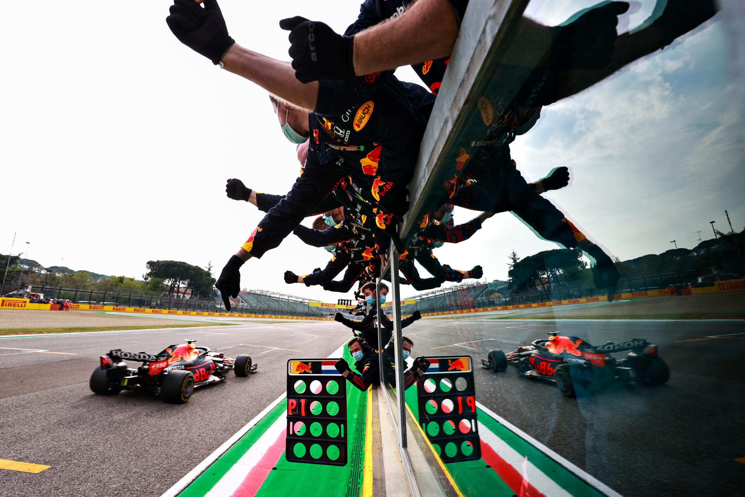 Emilia Romagna GP Feiten & Statistieken: Verstappen rekent af met Italiaanse vloek door te winnen op Imola