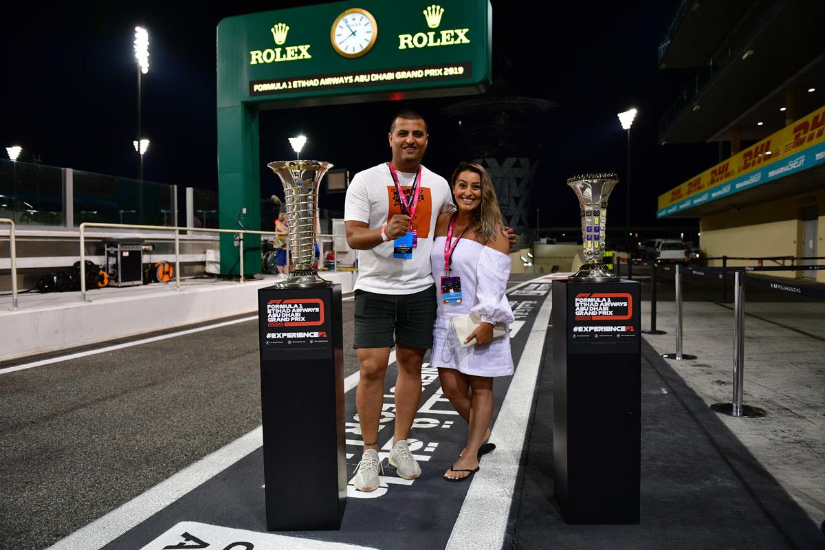 F1 Abu Dhabi 2021 – Starter ticketpakket F1® Experiences