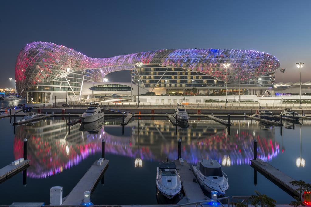 Amber Lounge Yacht Hospitality – Formule 1 Abu Dhabi – Yas Marina Circuit 2021