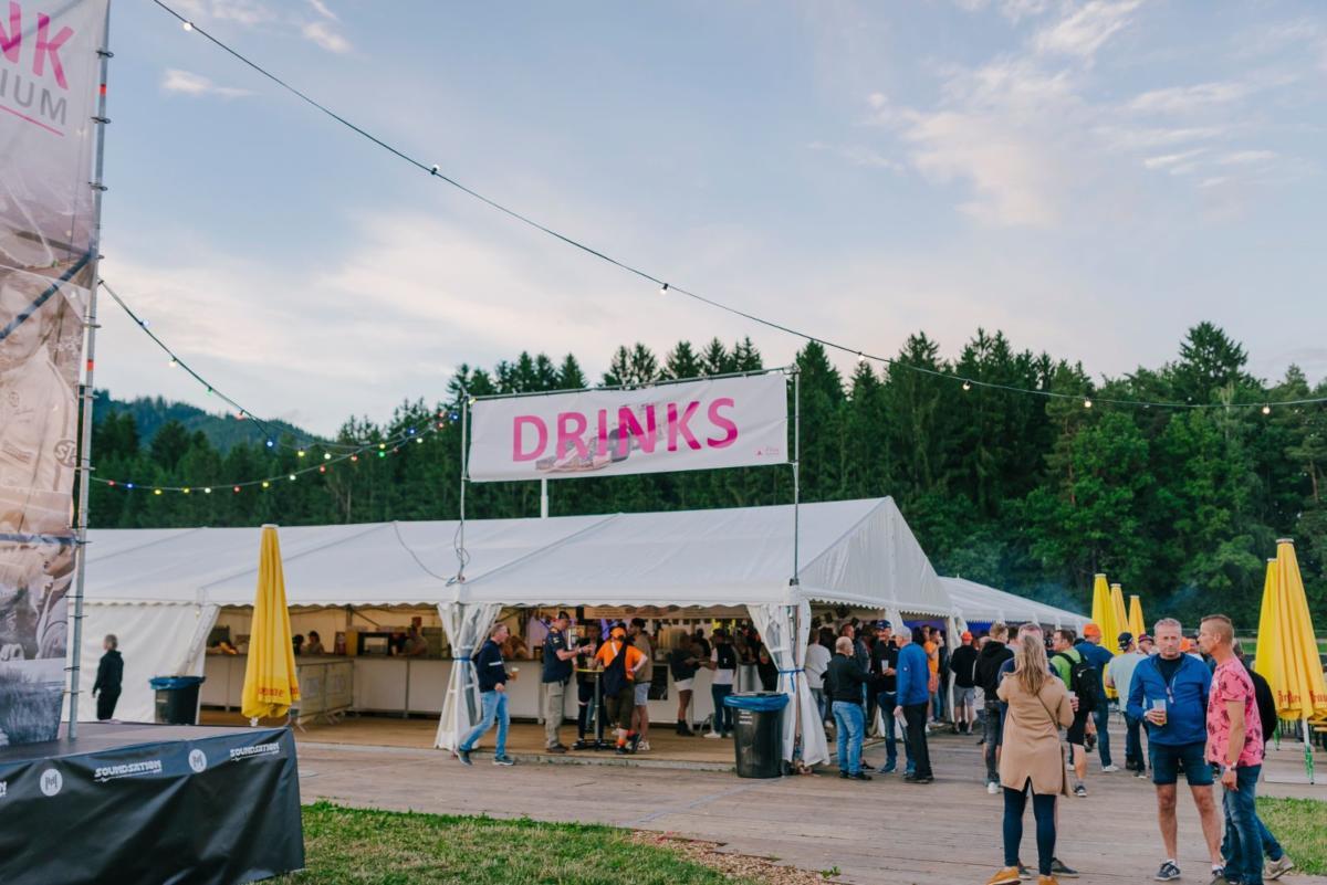 Campingplek Pink Premium – GP Oostenrijk – Formule 1 Red Bull Ring 2022