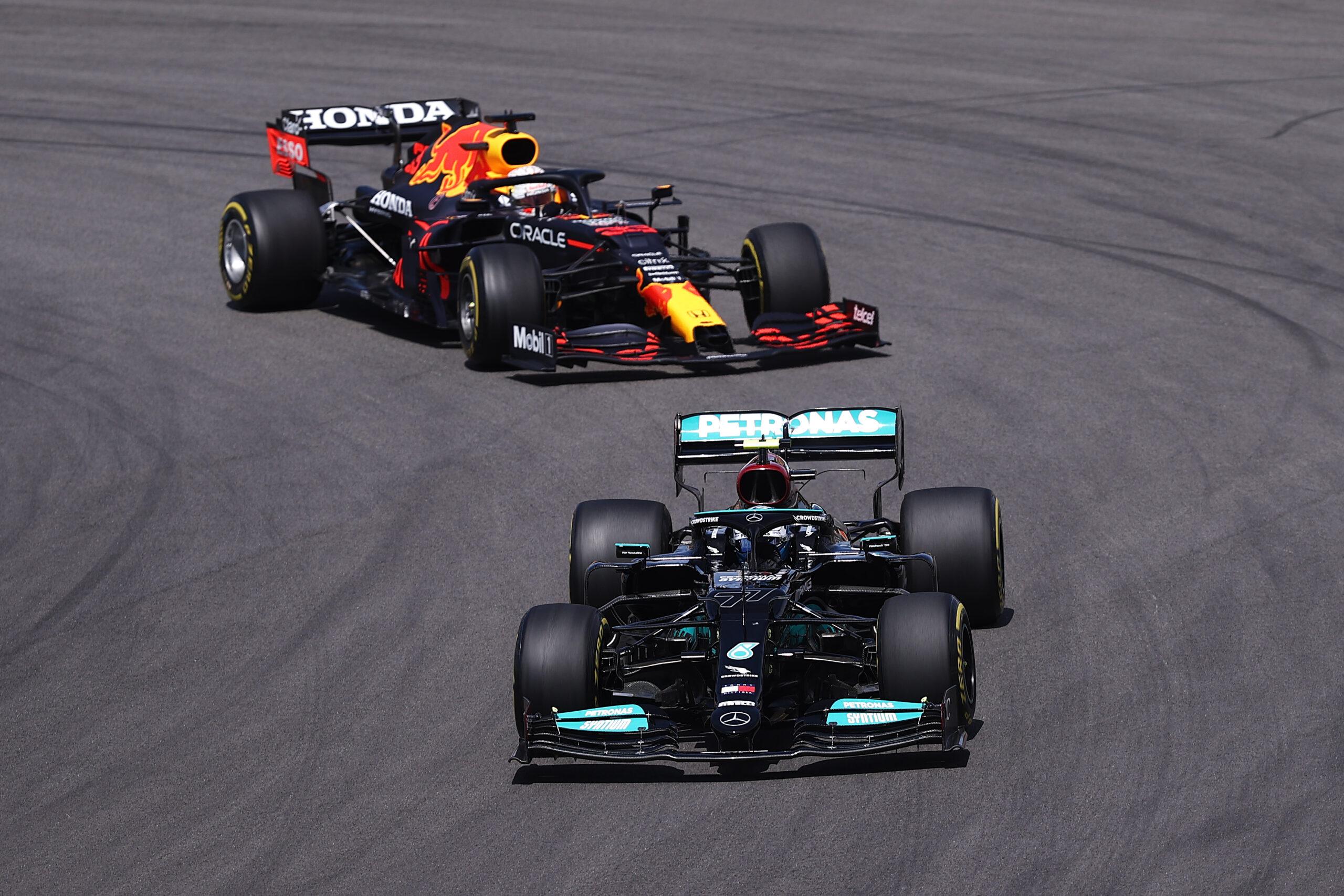 Portugese GP Feiten & Statistieken: Hamilton troeft Verstappen en Bottas af voor 97e (!) winst