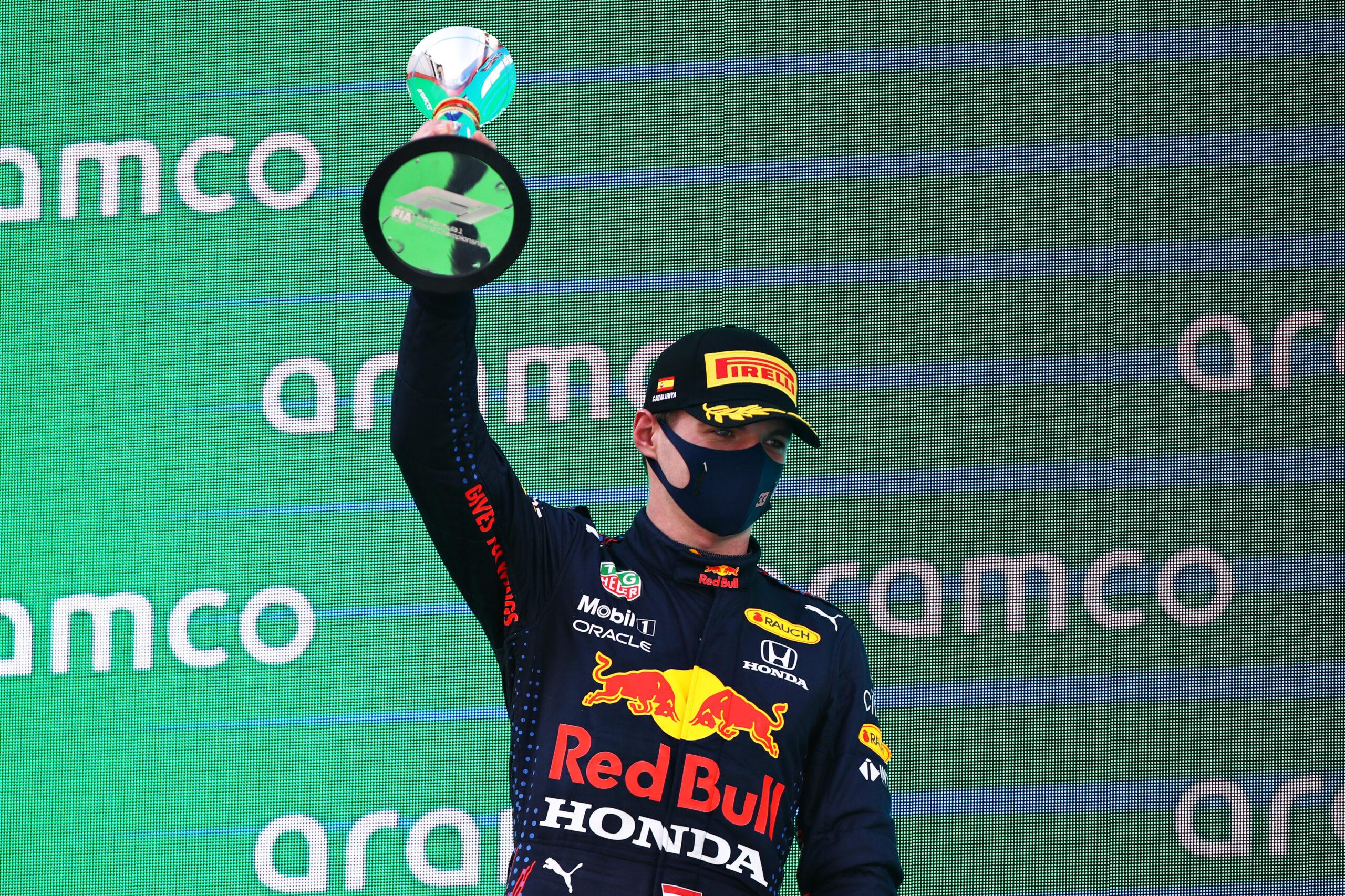 Spaanse GP Feiten & Statistieken: Verstappen 'sitting duck' voor Hamilton's Mercedes