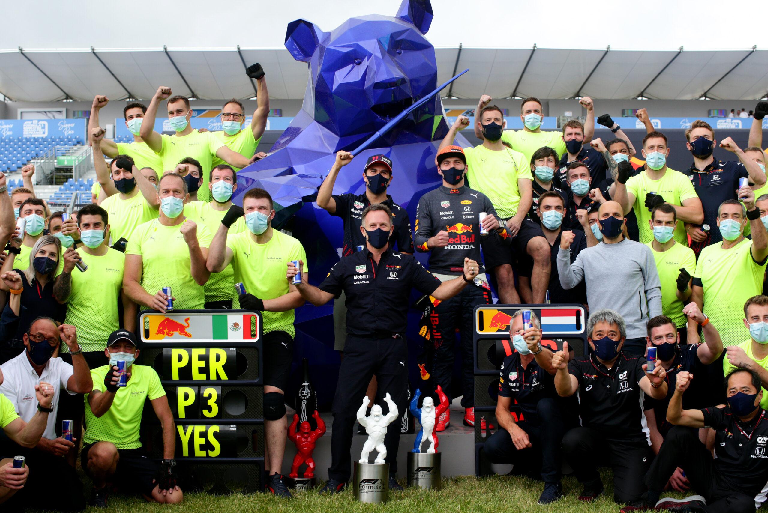 Franse GP Feiten & Statistieken: Max haalt gram voor gemiste racewinsten in Bakoe en Spanje!