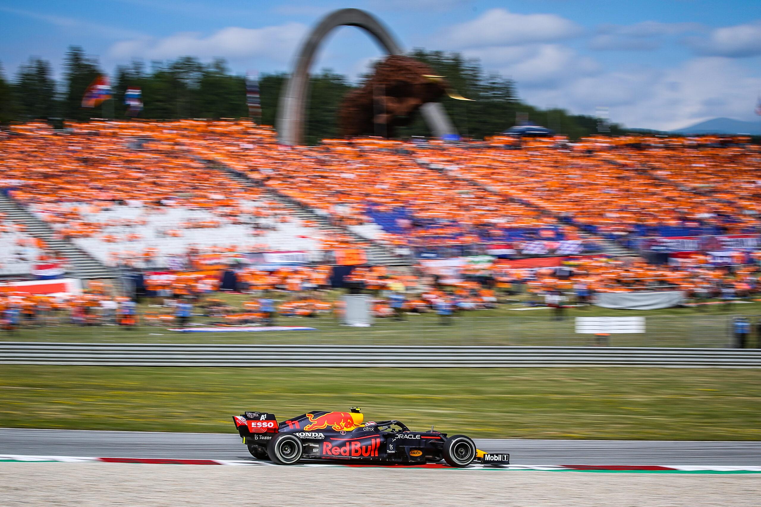 Oostenrijkse GP Feiten & Statistieken: Verstappen walst vrolijk verder op de Red Bull Ring!