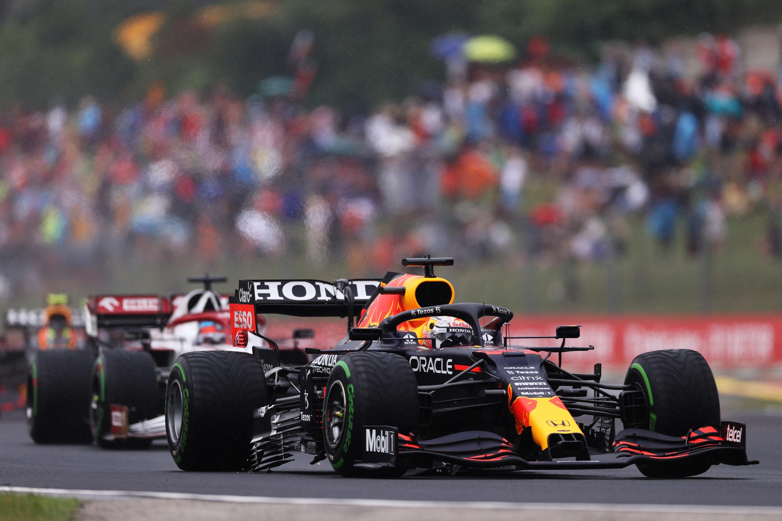 Hongaarse GP Feiten & Statistieken: Ocon pakt eerste F1-winst, Bottas kegelt Red Bull & McLaren uit de race.