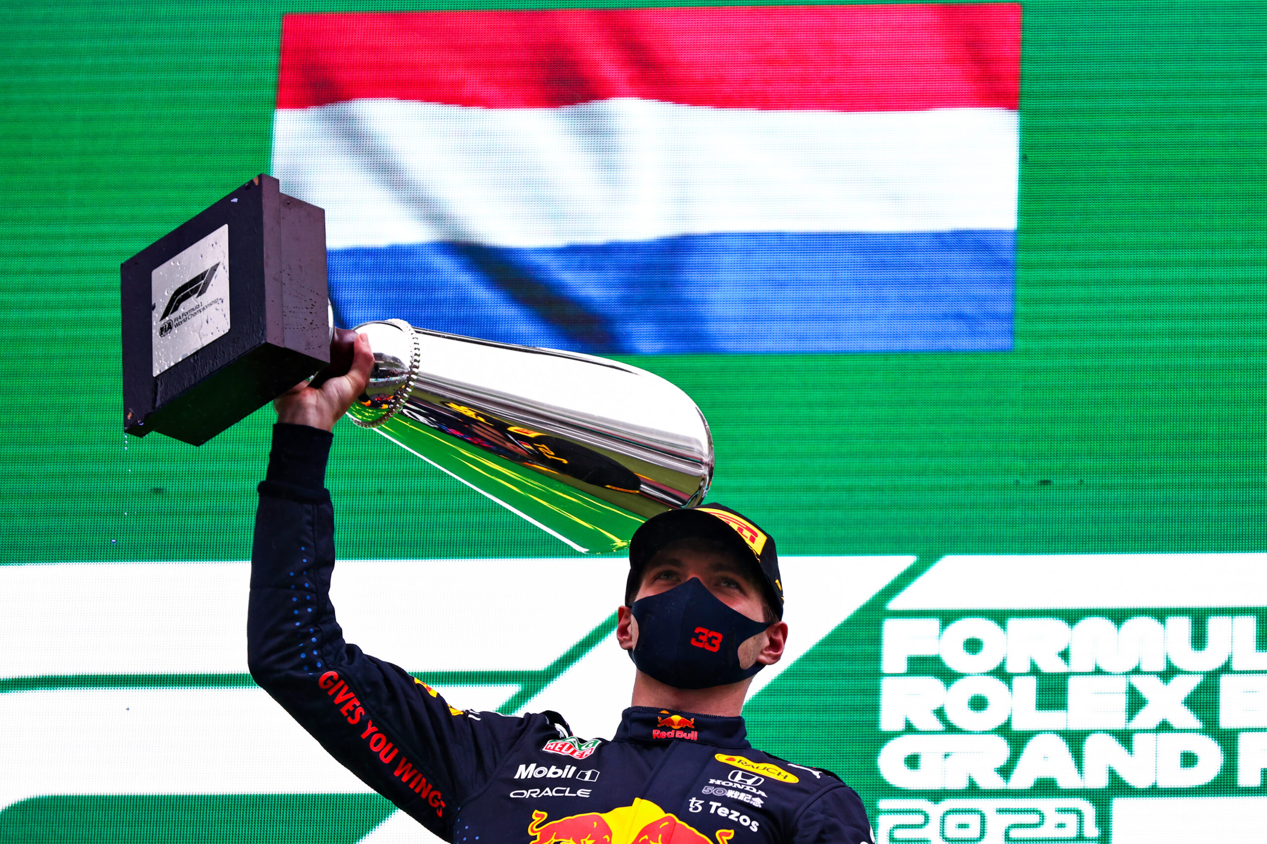 Belgische GP Feiten & Statistieken: Verstappen pakt eerste F1-winst op Spa – fans dupe van slecht weer!